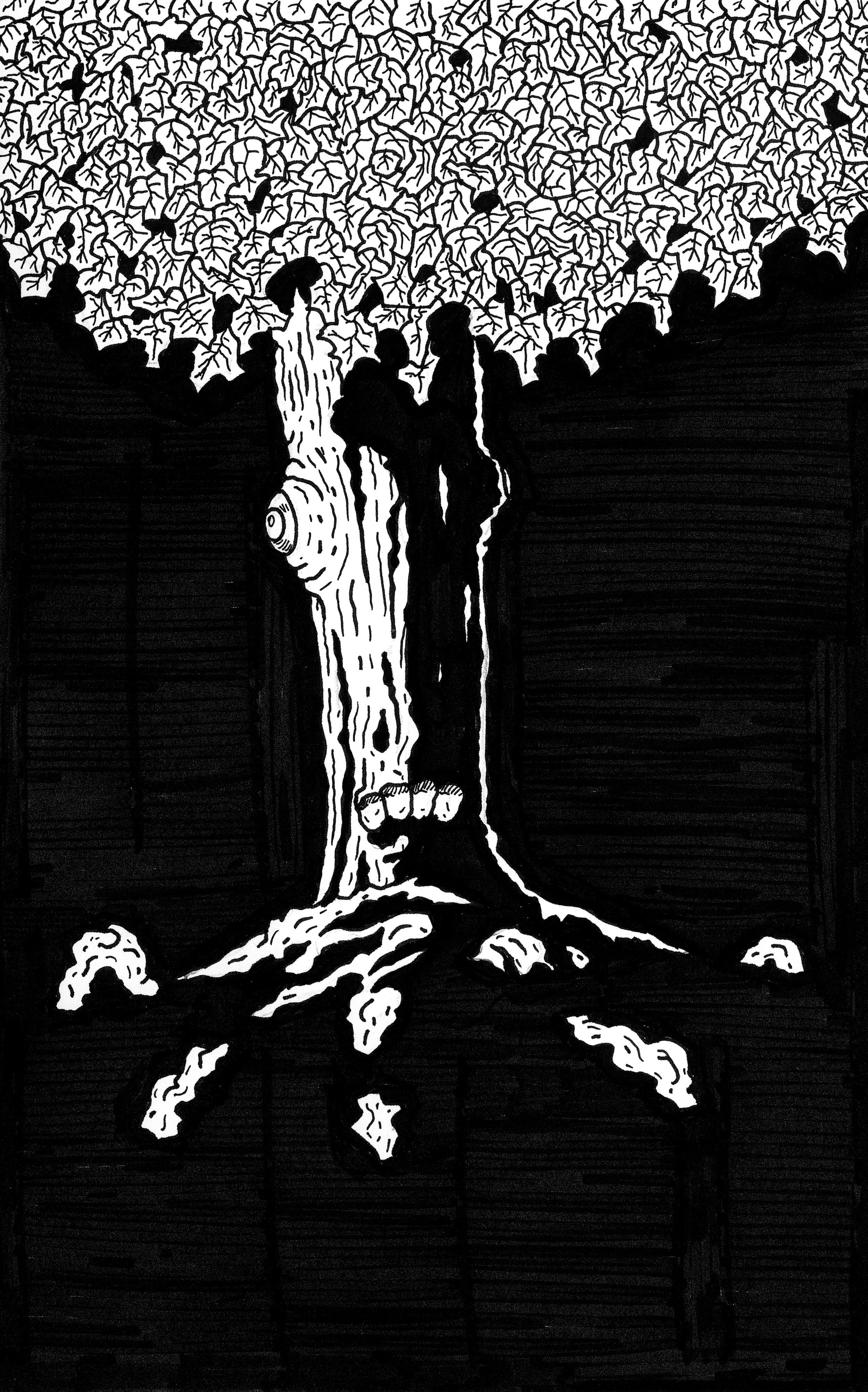 Tree (Inktober 2017)