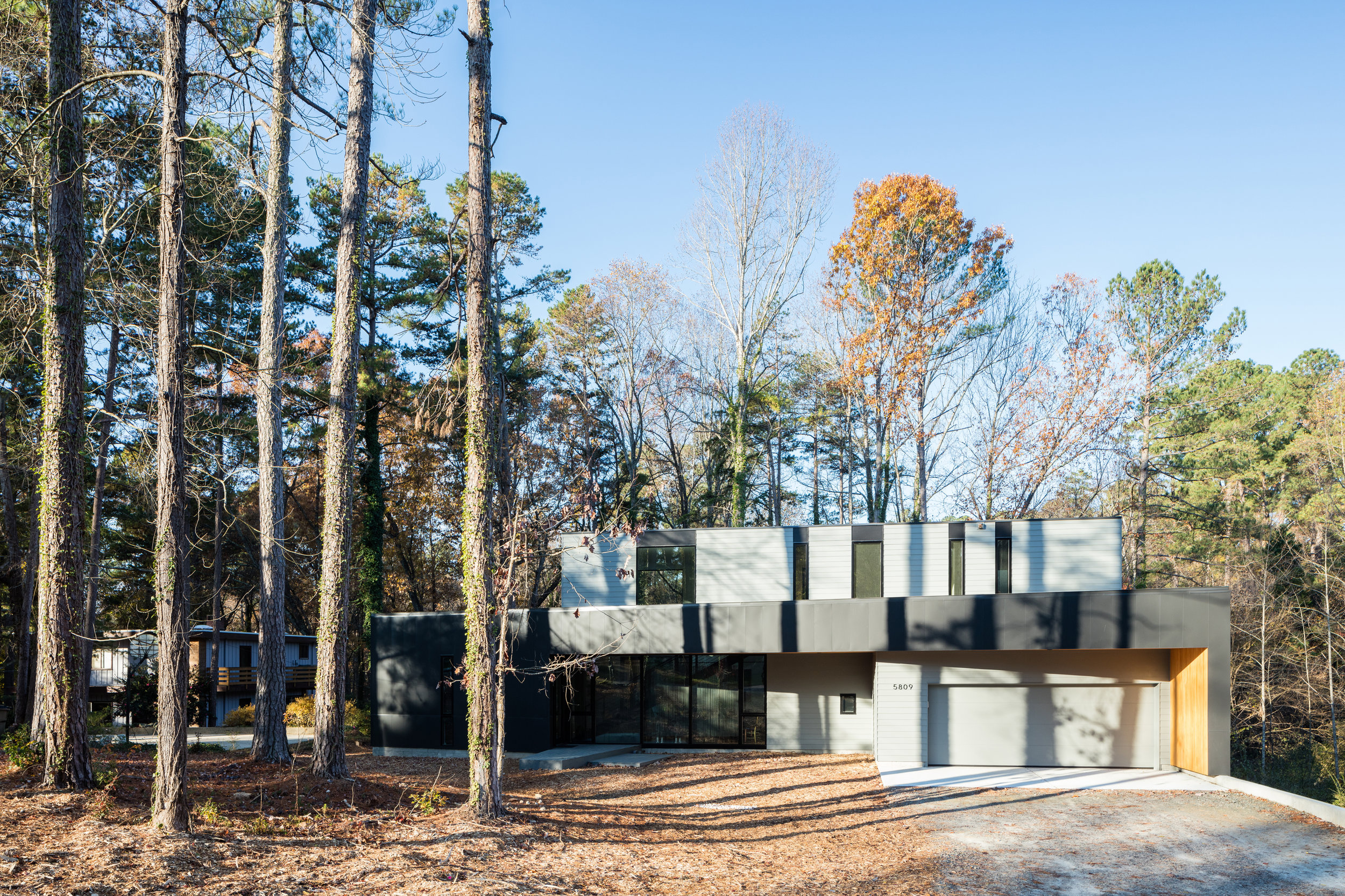 Parks Residence