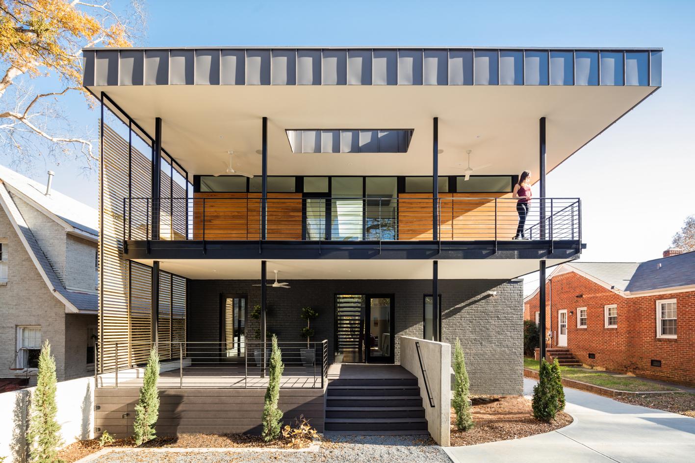 Carroll-Helms Residence