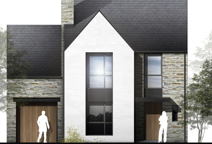 Bollington homes approved by Cheshire East