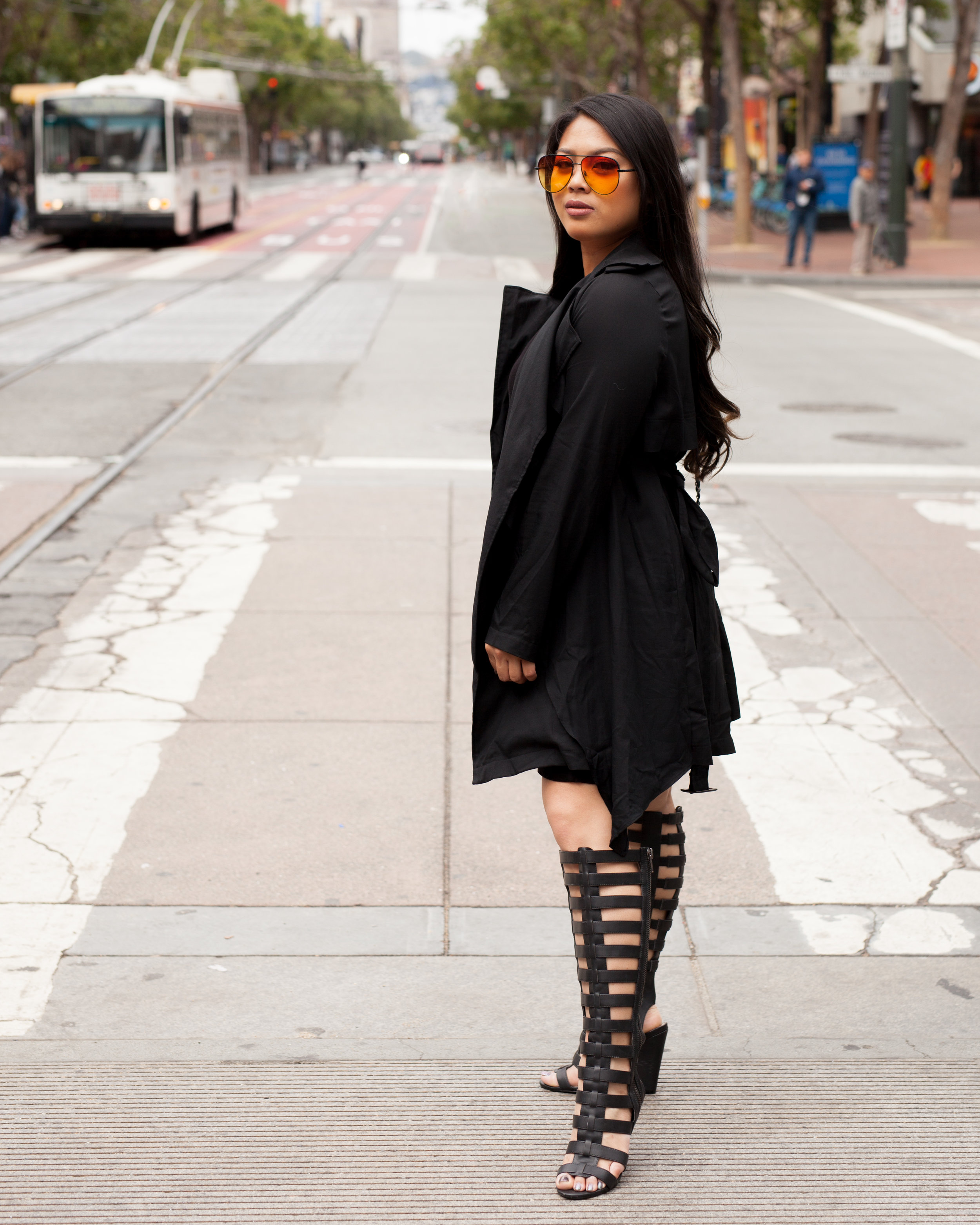 market street san francisco lifestyle blogger