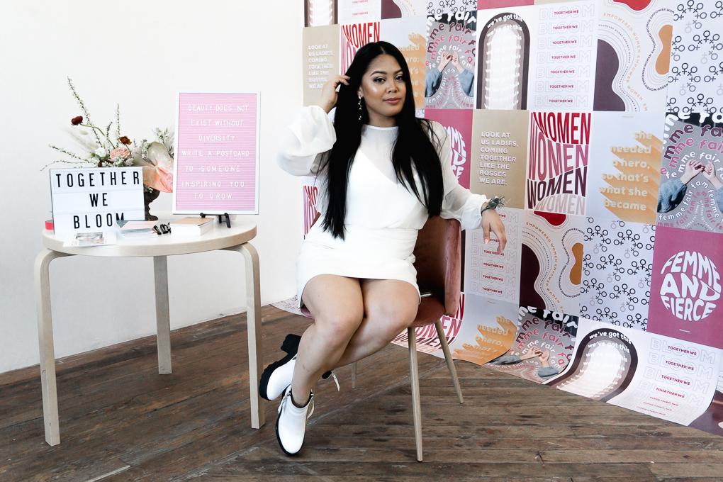 Femme Fair Poster Wall by  Nailah Ali