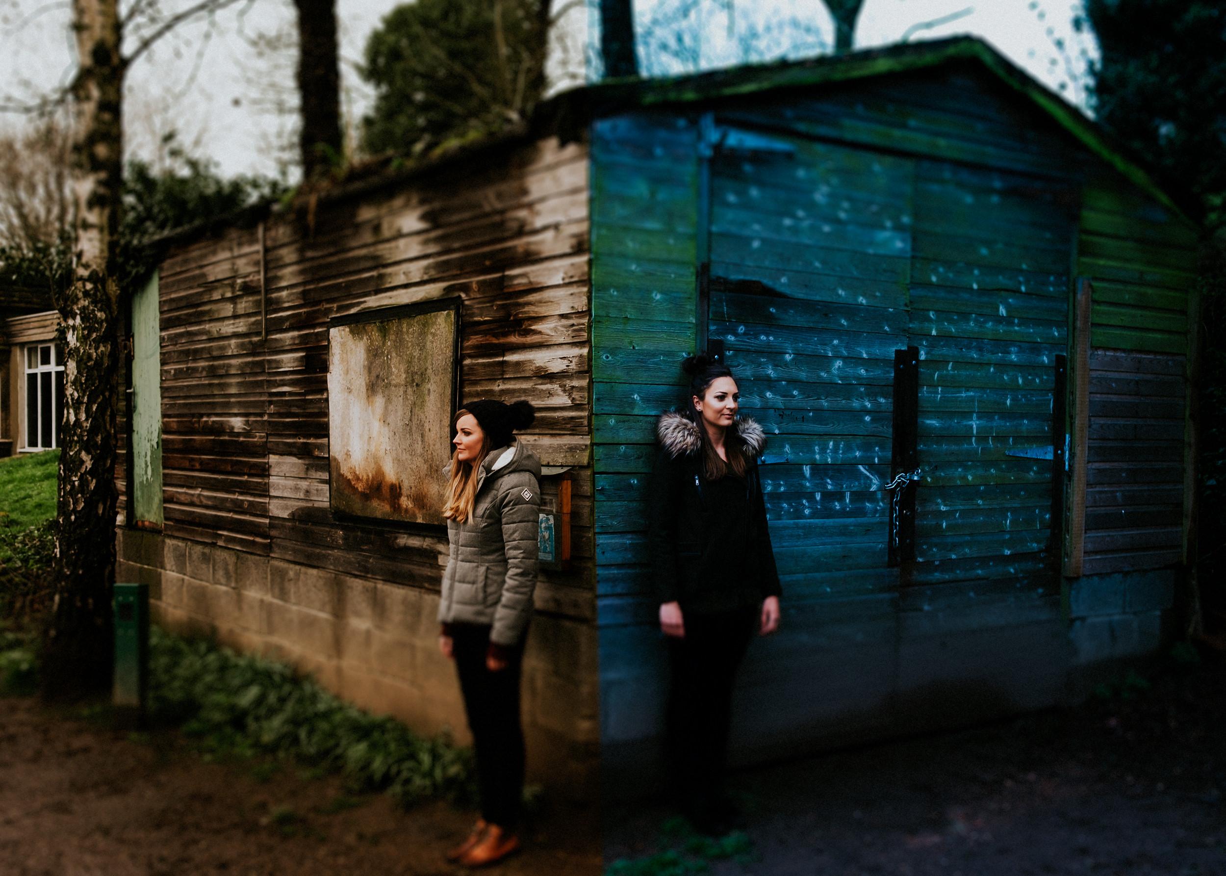 Lisa & Beth's Newmillderdam Wakefield Engagement Shoot-37.jpg