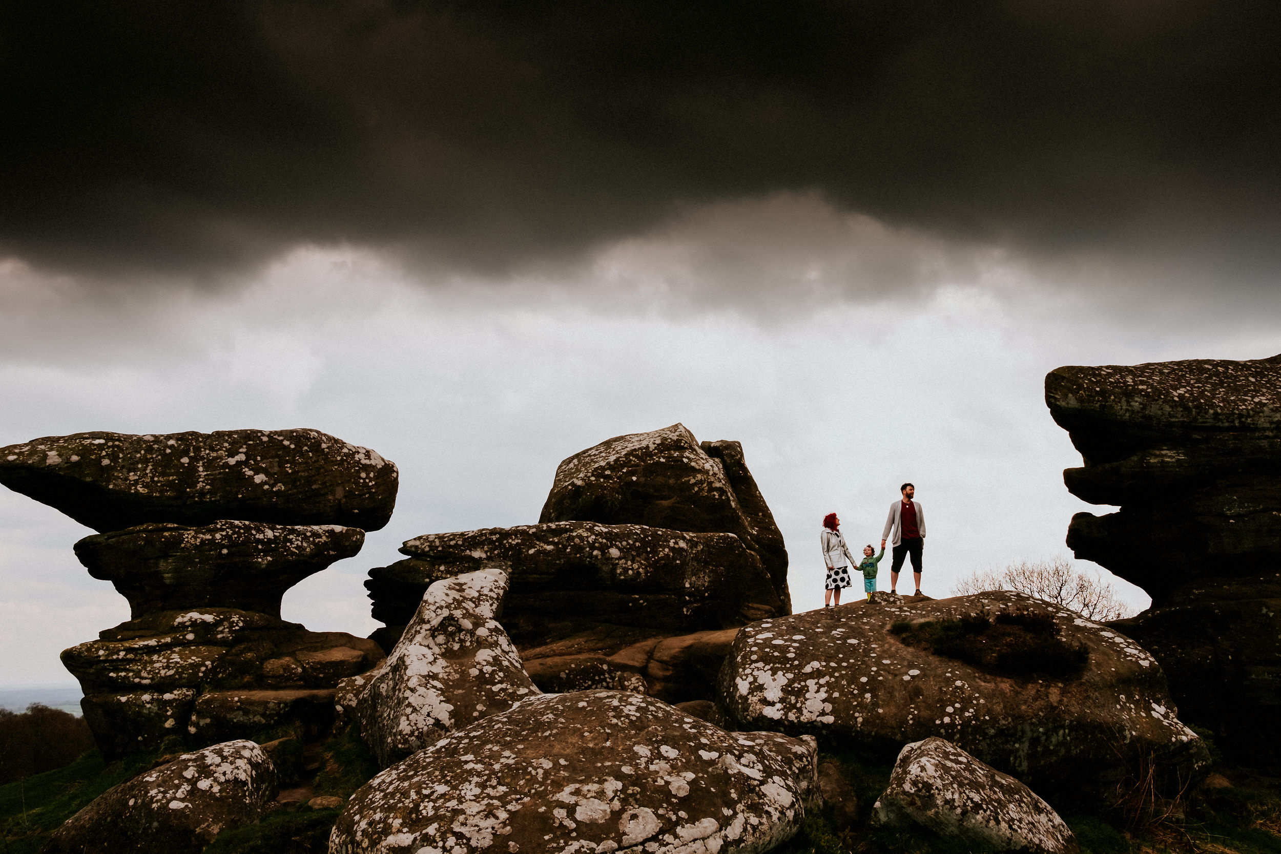 Brimham Rocks Family Shoot With the Hendersons-70.jpg