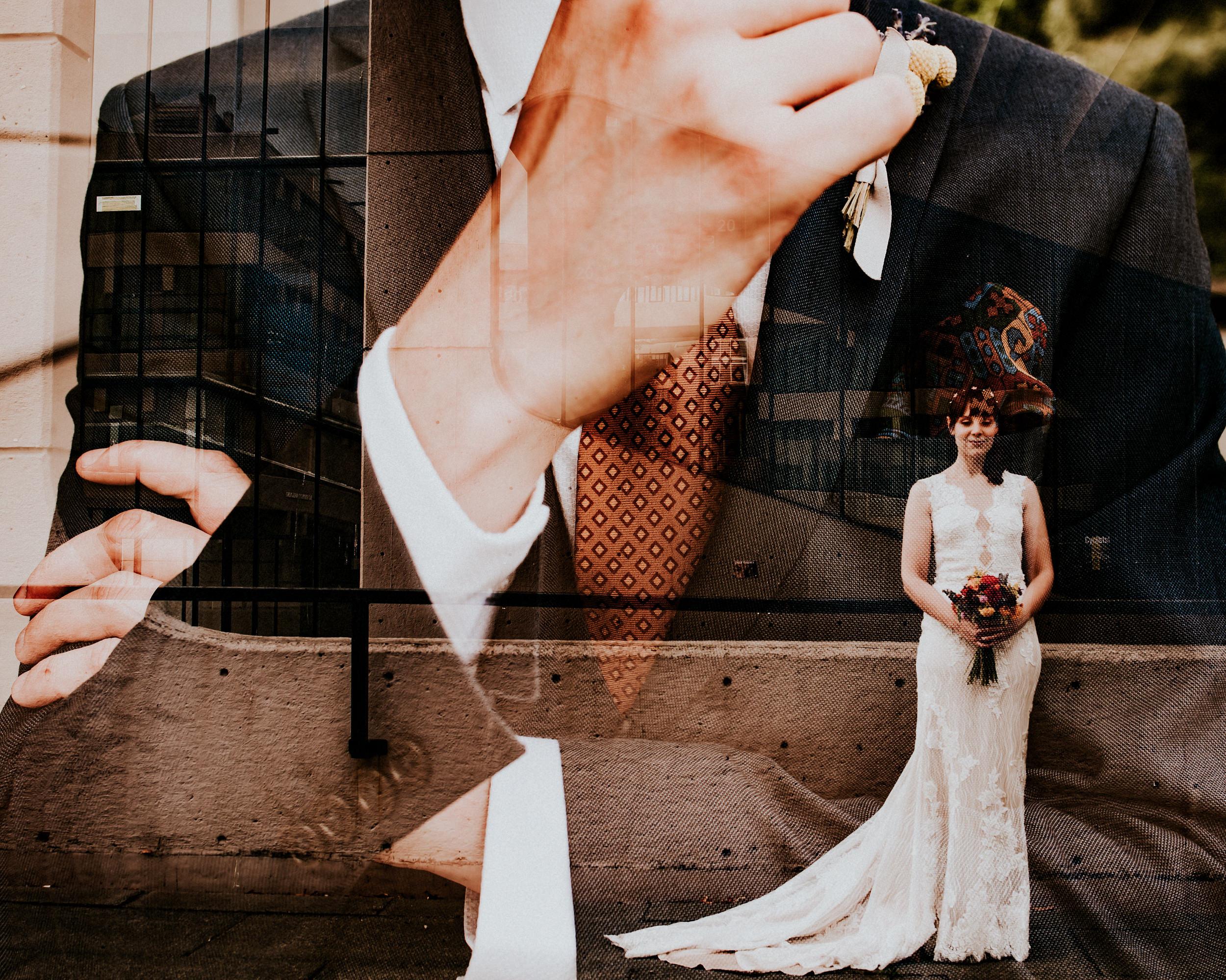 EMILY & MIKE - THE FAVERSHAM, LEEDS WEDDING