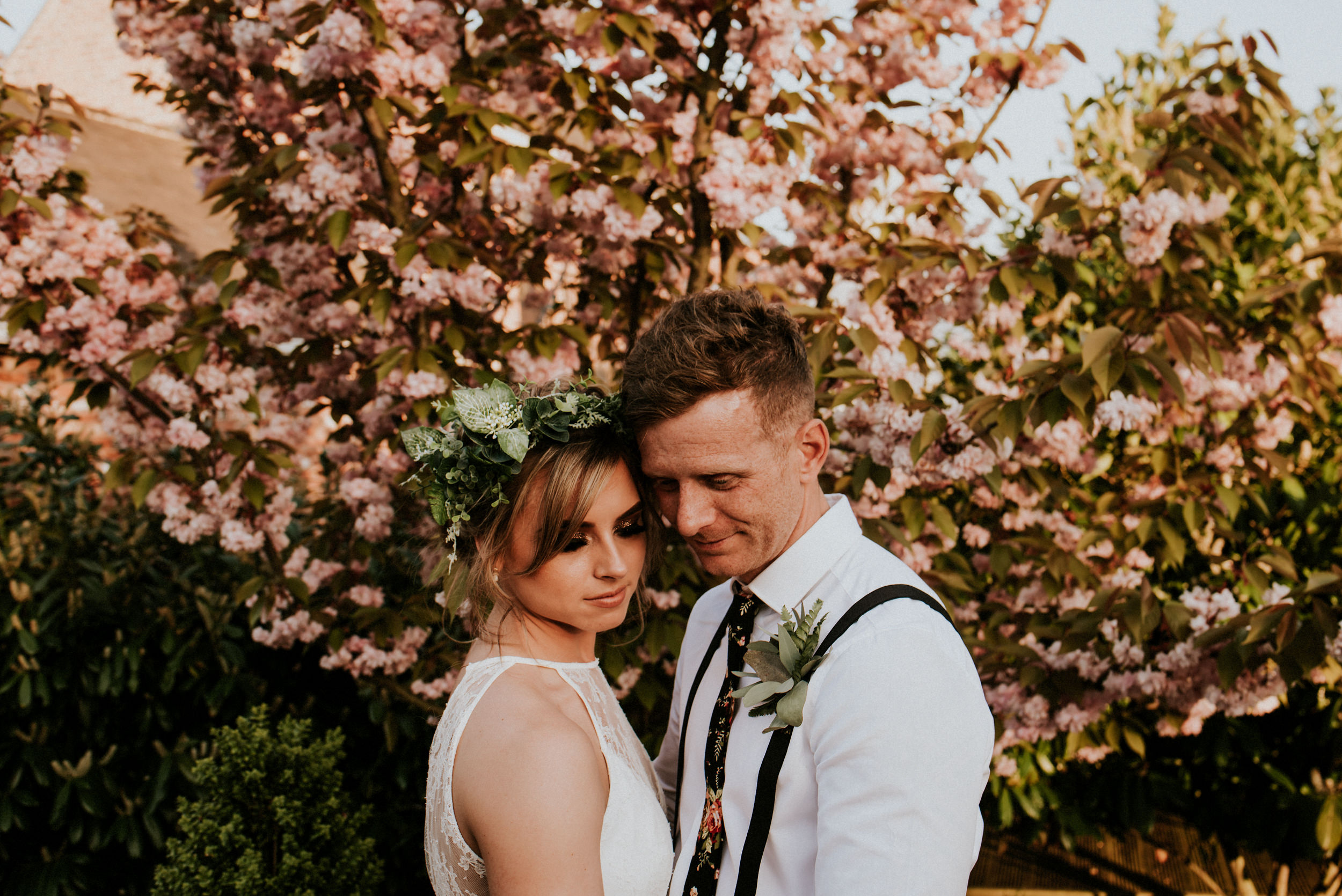 NAOMI & ALEX - SWANCAR FARM COUNTRY HOUSE, NOTTINGHAM WEDDING