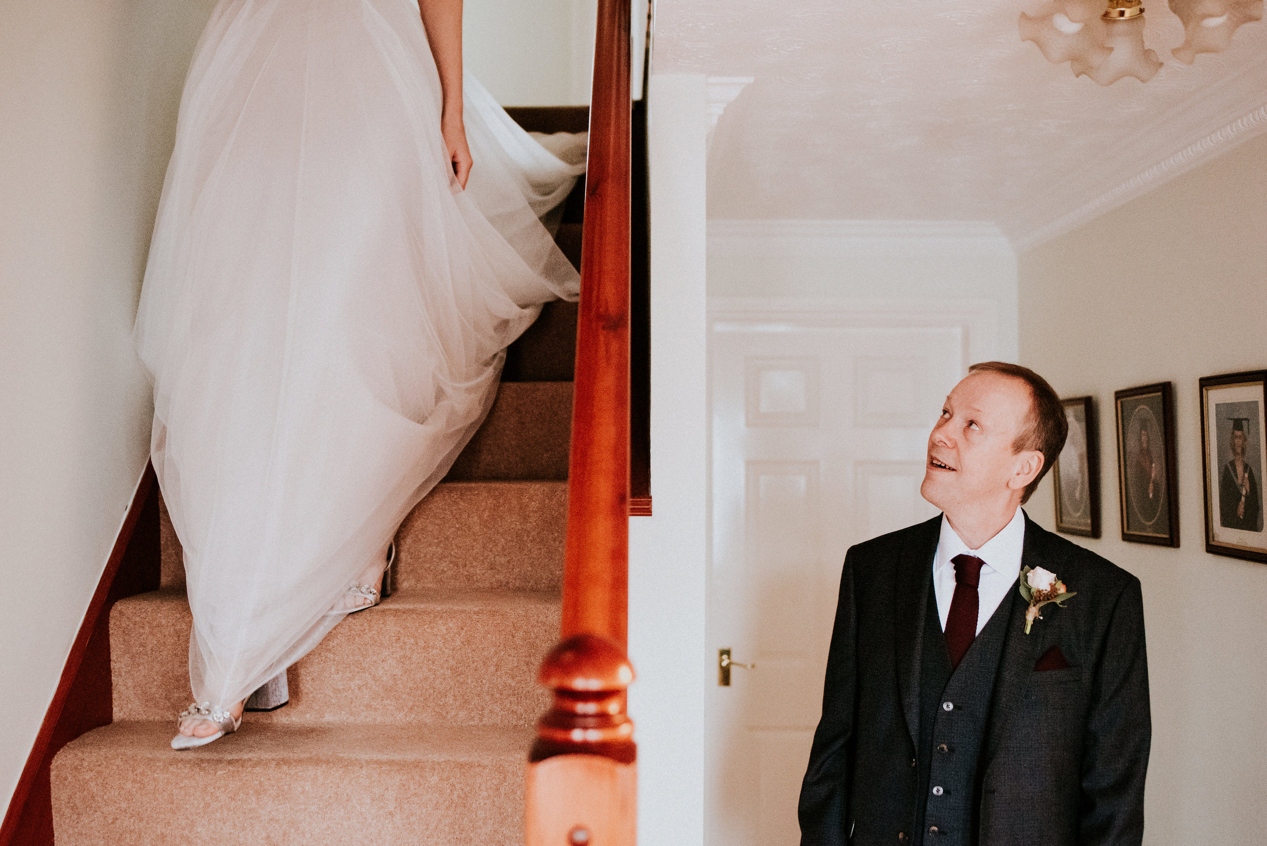 Autumn feels in this Leeds wedding that takes us from picturesque church setting to the heart of the city centre.