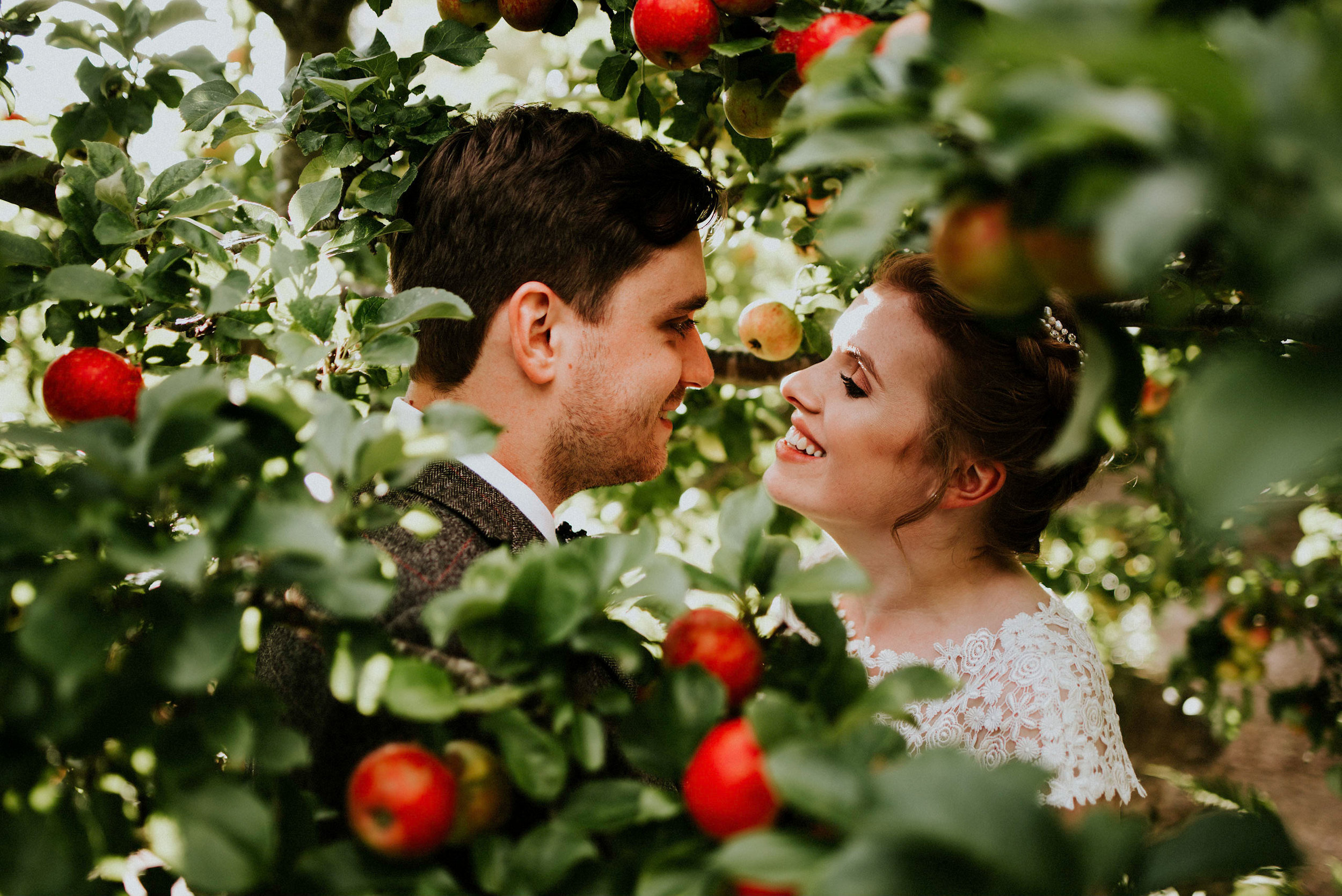 From the modern interior of Eden at Broughton Hall. To the sunlit Yorkshire Dales. A personalised ceremony, Pom pom filled Teepees & epic portraits are just a part of this Skipton wedding.
