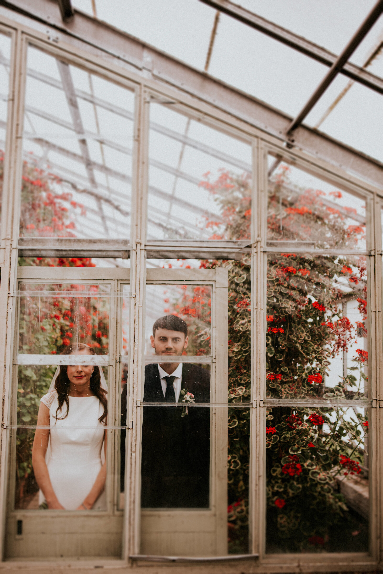 The spectacular grandeur of Temple Newsham House mixed with Summer in full bloom amidst the walled garden marquee in this beautiful Leeds wedding with Andy & Chloe.