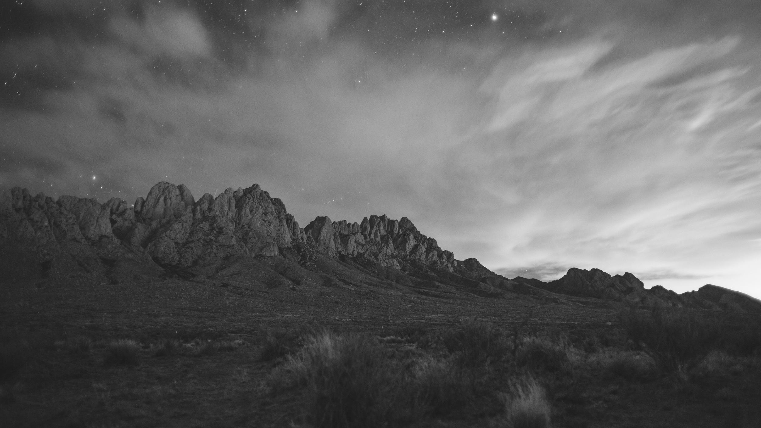 Organ Mountains - Black and White-7326.jpg
