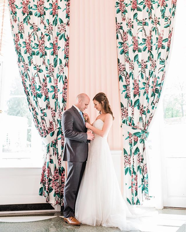 Reminiscing over this beautiful wedding as I prepare for my first wedding back since October!!! ❤️ I also can't believe Haley and Chris are coming up on their one year anniversary! 💕💕💕