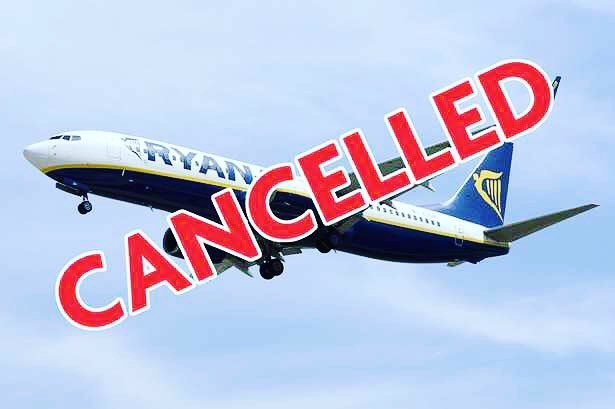 If your #Ryanair flight has been cancelled within 14 days of your departure, you will be entitled up to £540 in compensation. You can make a claim via our online form. Link in bio... #ryanaircancelled #ryanair #compensation