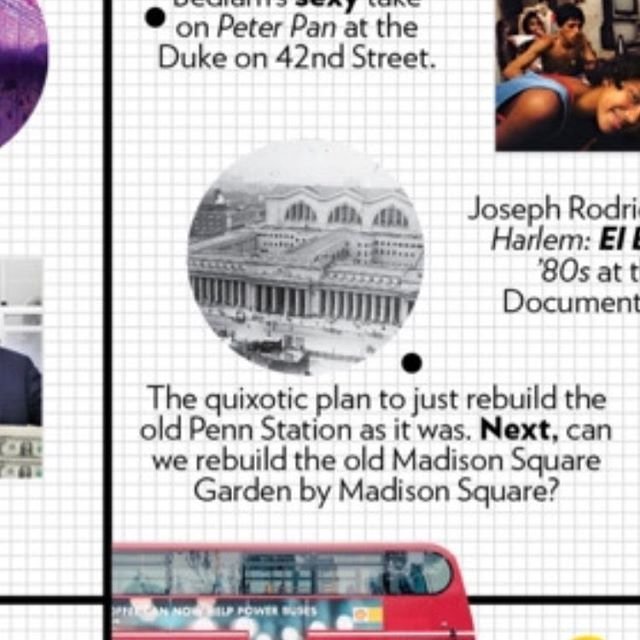 We seem to be in a quixotic era, so... nail on the head @nymag 🙃 #rebuildpennstation #approvalmatrix
