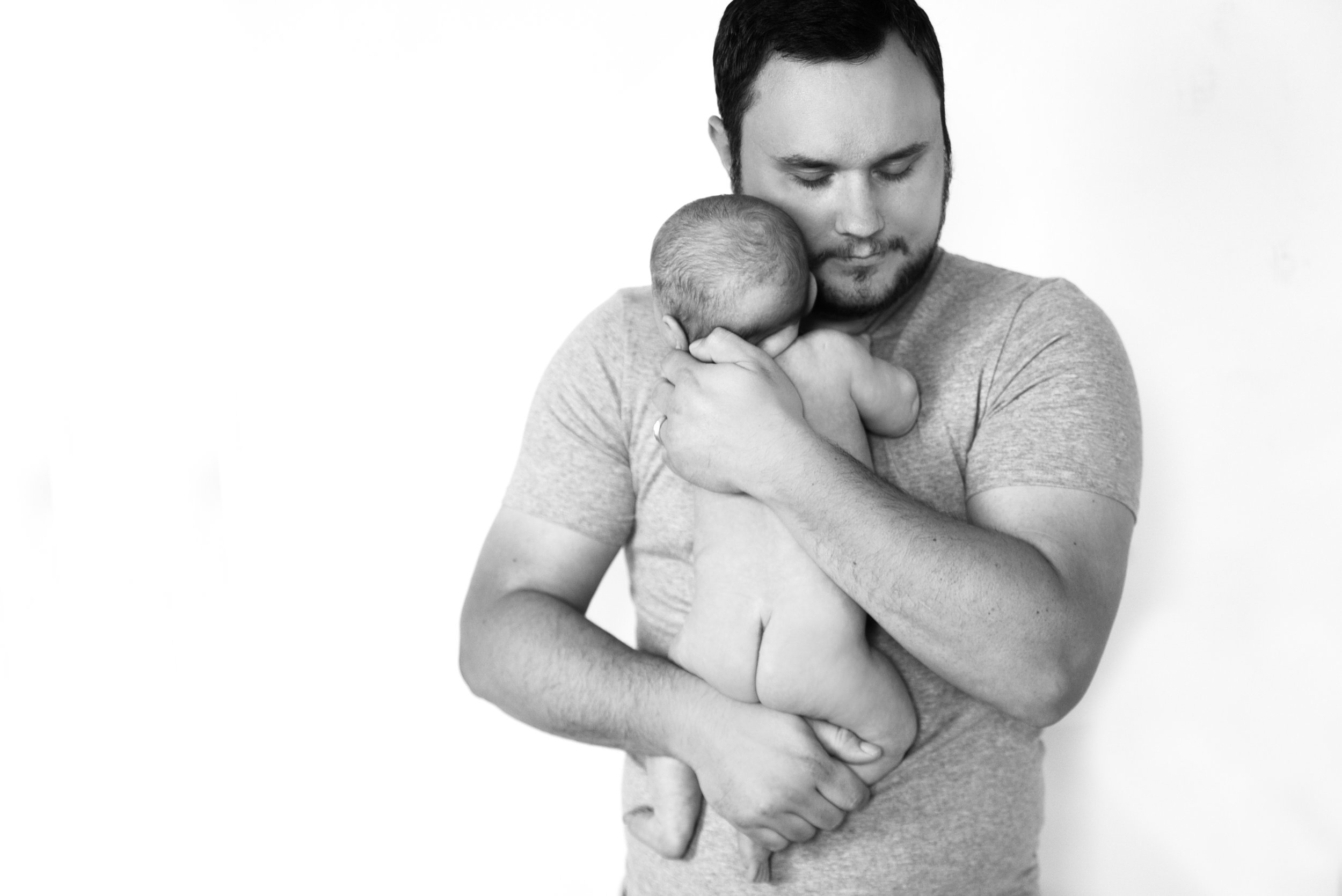 newborn baby photographer Edmond Oklahoma City