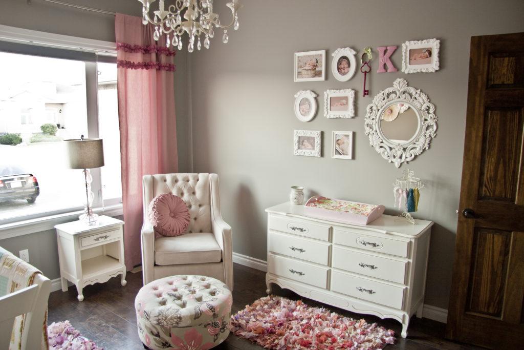 nursery decorating idea