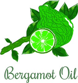 """Bergamot FCF Oil: Balances oily skin, evens skin tone, unclogs pores, and is a natural cleansing agent. The """"FCF"""" here stands for """"furocoumarin free."""" Furocoumarins are chemical substances that sensitize the skin to the effects of the sun. So, """"furocoumarin free"""" means there is a decreased risk of sunburn, phototoxicity, and other negative side effects of the sun."""