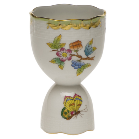 Queen Victoria Double Egg Cup