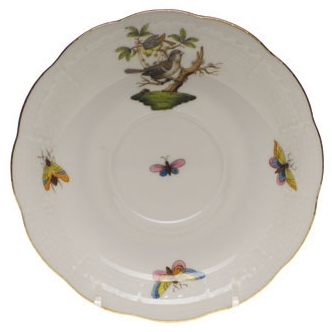 Rothschild Bird Tea Saucer