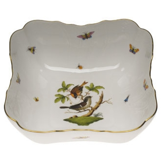 Rothschild Bird Square Salad Bowl