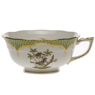 Rothschild Bird Green Tea Cup