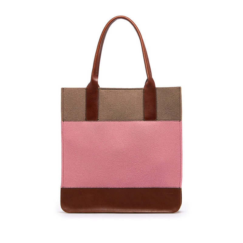 Jaunt Tote Rock Salt and Cumin