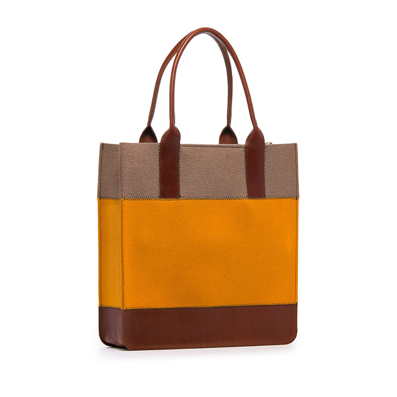 Jaunt Tote Turmeric and Cumin