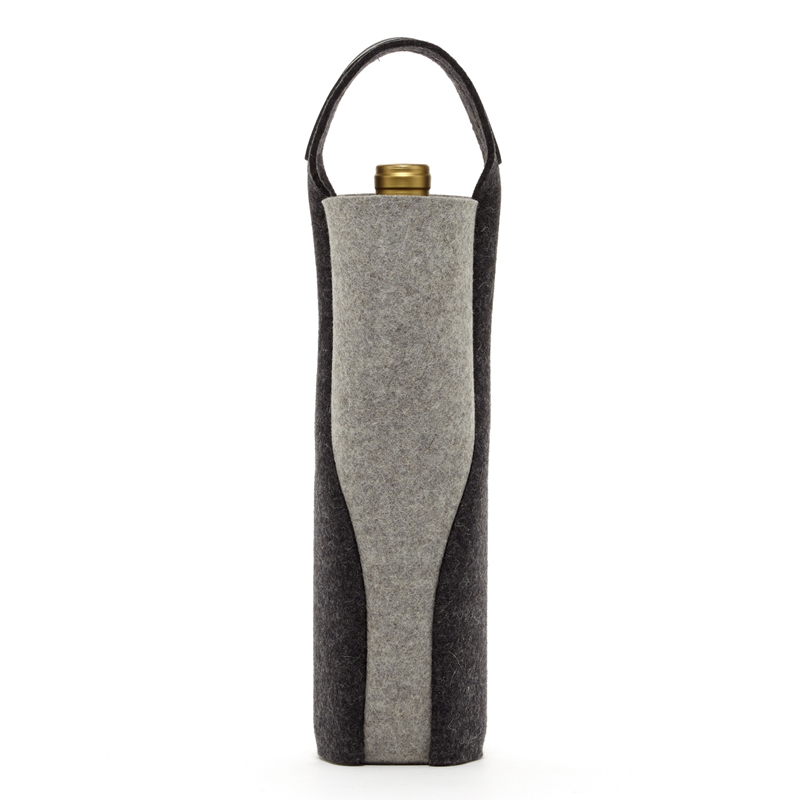 Cameo Wine Carrier Charcoal