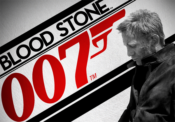 JAMES BOND 007: BLOOD STONE    To Stream  CLICK   HERE     To Download MP3's  CLICK HERE