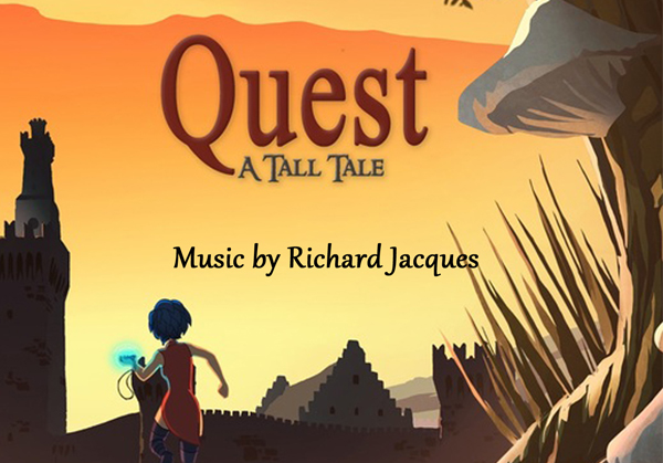 QUEST: A TALL TALE    To Stream  CLICK   HERE     To Download MP3's  CLICK HERE