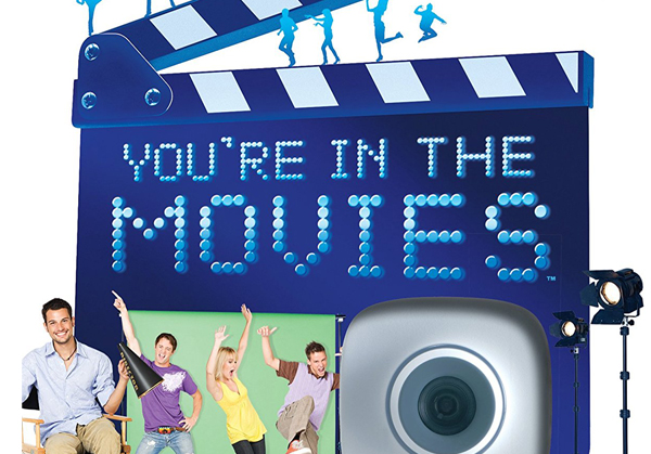 YOU'RE In THE MOVIES    To Stream  CLICK   HERE     To Download MP3's  CLICK HERE