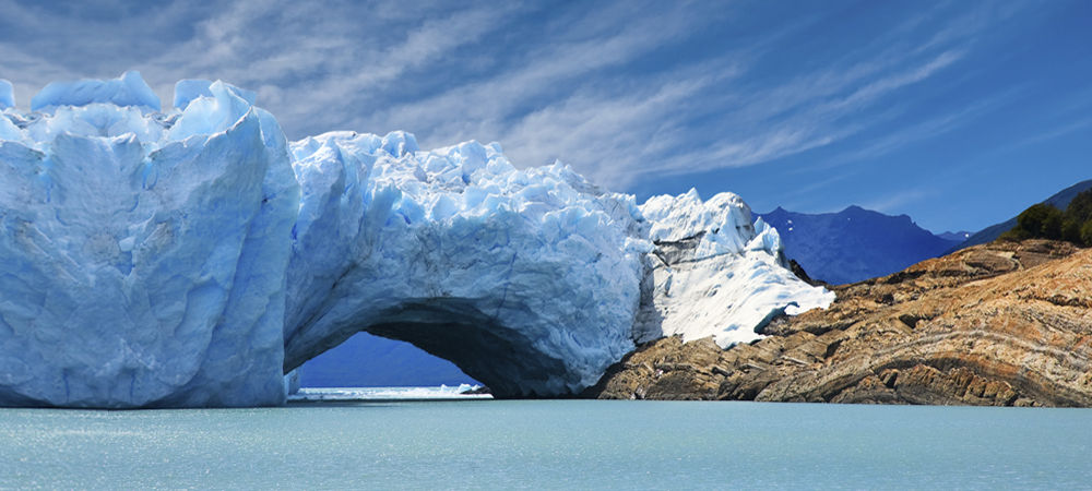 5 - Argentina, Patagonia, Bridge of ice in Perito Moreno Glacier (1000x450).jpg