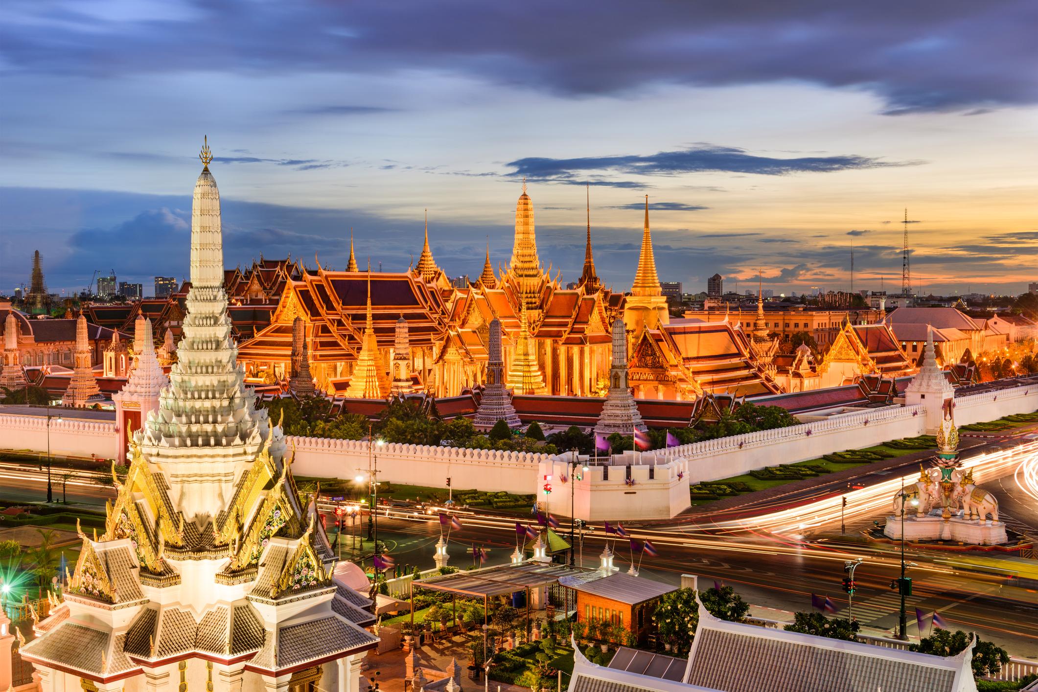 SEA - Thailand, Bangkok, Kings Palace.jpg