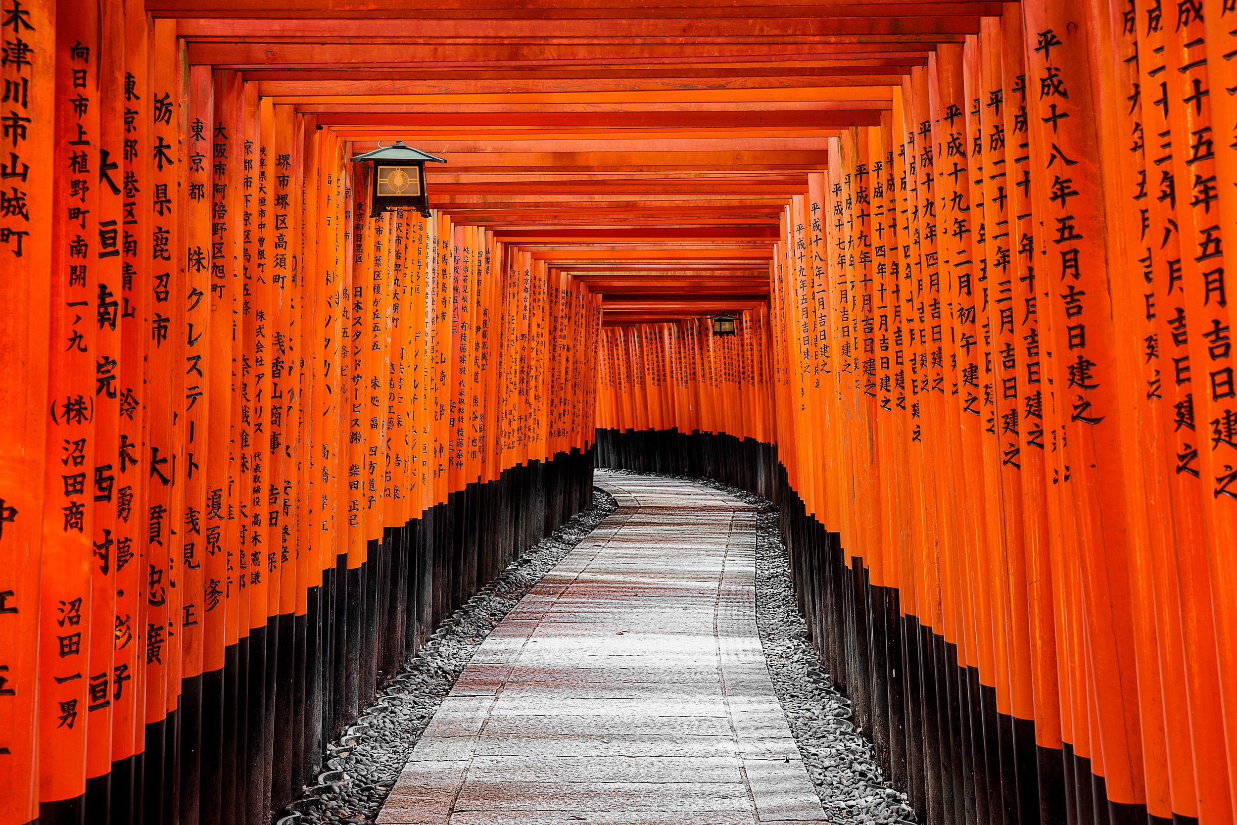 3 - Japan, Kyoto, Fushimi Inari, Red Gate (2).jpg