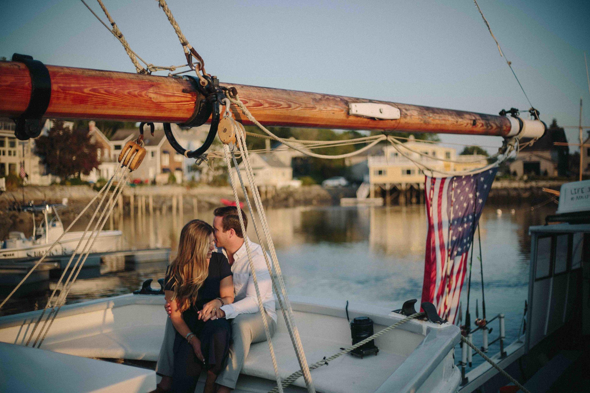- Maine Engagement