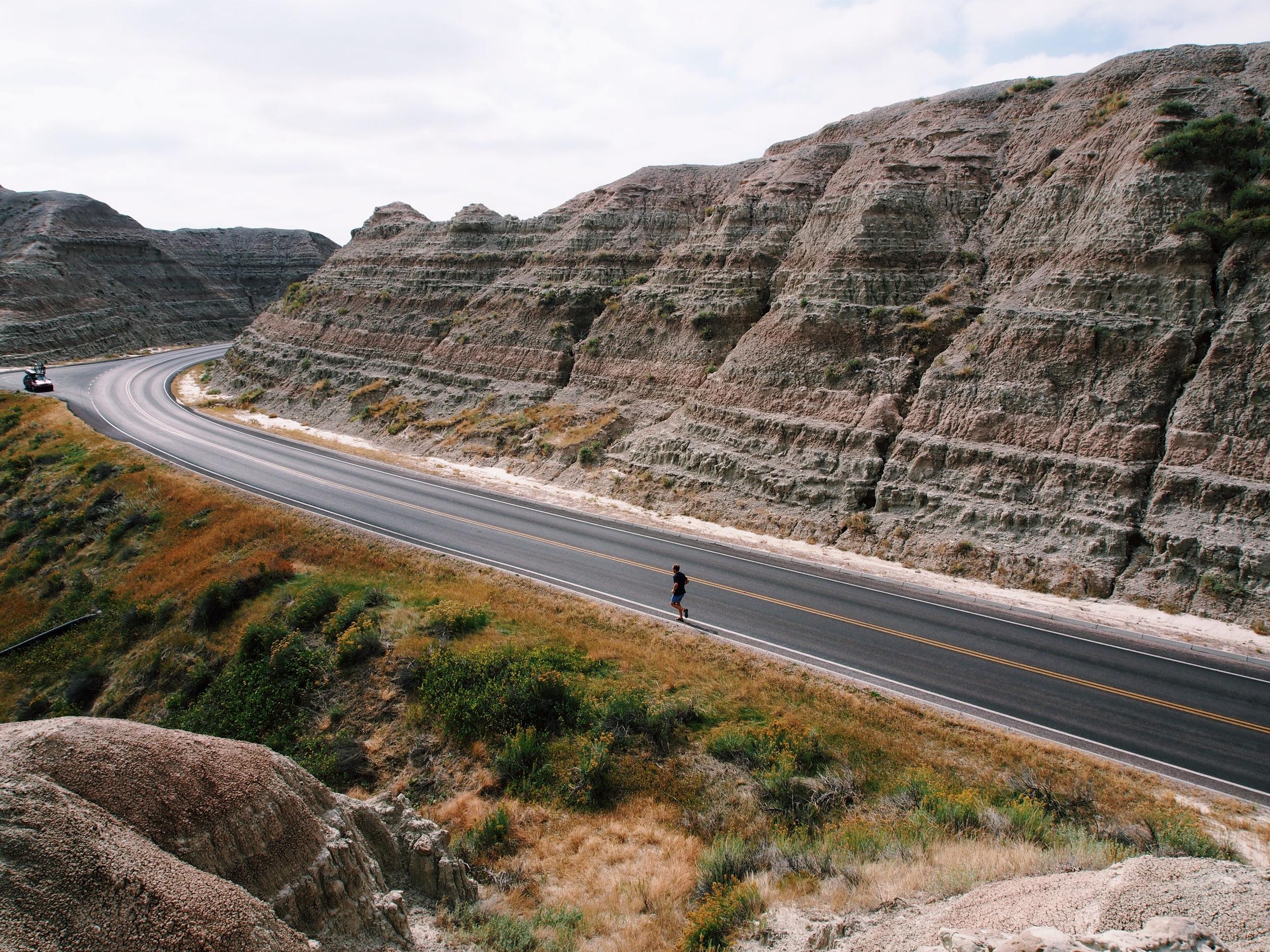 Badlands National Park, Utah