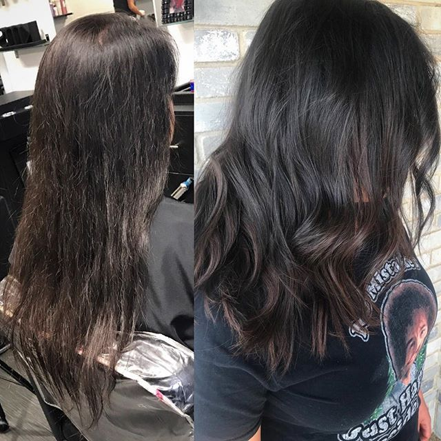 Do you have fine hair? Does your hair never grow? Natural Beaded Row Extensions might be the perfect fit for you then! Click the link in our bio to fill out an application and find out if NBR is the right match for you!  #sanantoniohairstylist #chromaticedgesalon #sanantonioextensions #nbrextensions #nbrtribe #nbrhairextensions #bms #bmsstylist #approvedbygoldwell