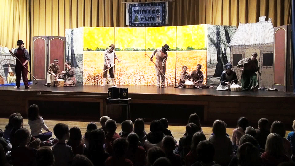 Esther's Journey School Performance