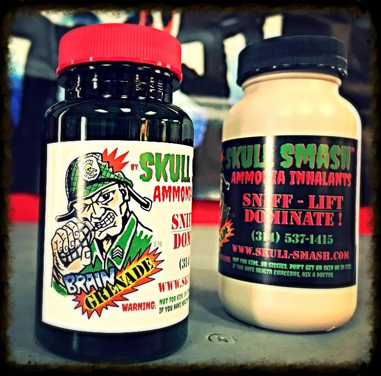 Double Barrel Inhalant by Skull Smash