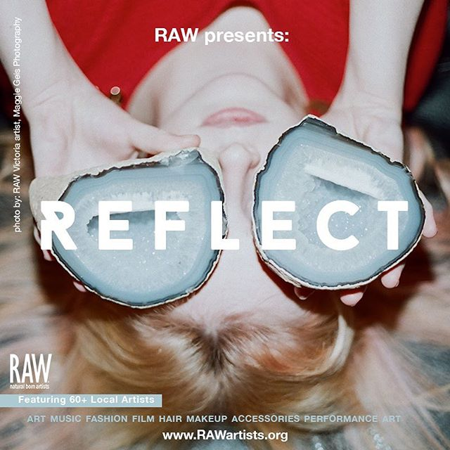 I'm super-pumped to be one of the artists at the upcoming RAW Detroit REFLECT show on Wednesday, February 13, 2019 from 7pm to 11pm at St. Andrews Hall. Please come and check it out!  #RAWdetroit #RAWartists #RAWnaturalbornartists #RAWreflect