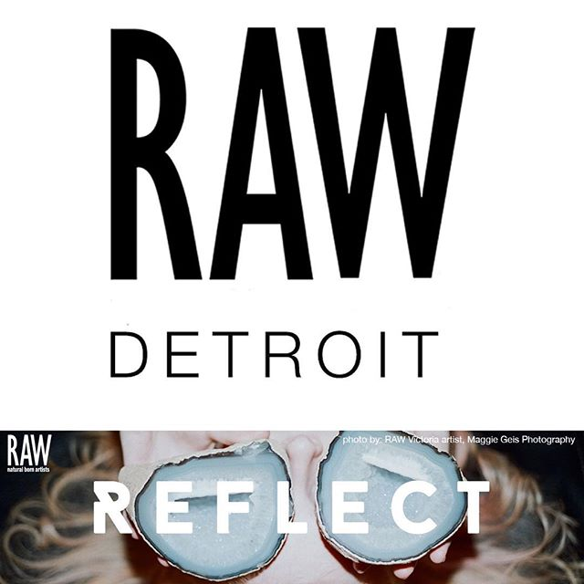 The last day to buy tickets is Feb 6!  Purchase your tickets via the link in my bio.  #RAWdetroit #RAWartists #RAWnaturalbornartists #RAWreflect