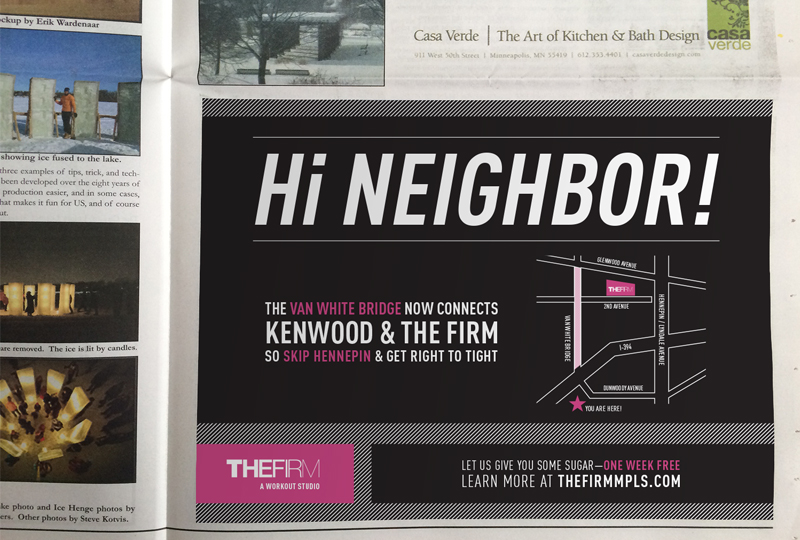 CLIENT: KNOCK / THE FIRM  |  ROLE: DESIGNER