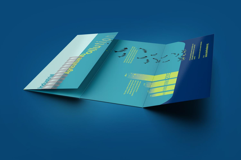 brochure design: slowfoodusa.com