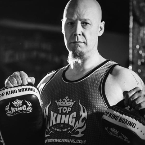 Craig Moser Siam Muay Thai Regina