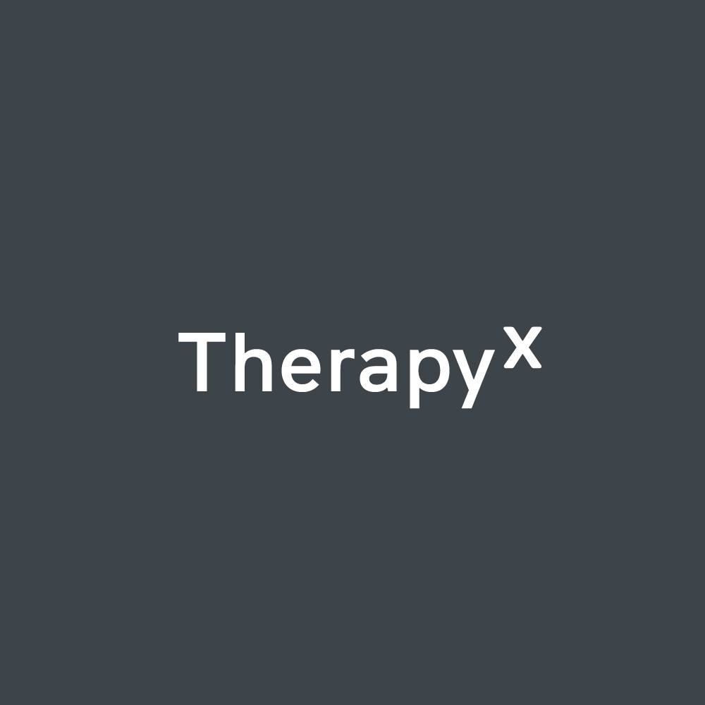 Therapy X / BRAND IDENTITY