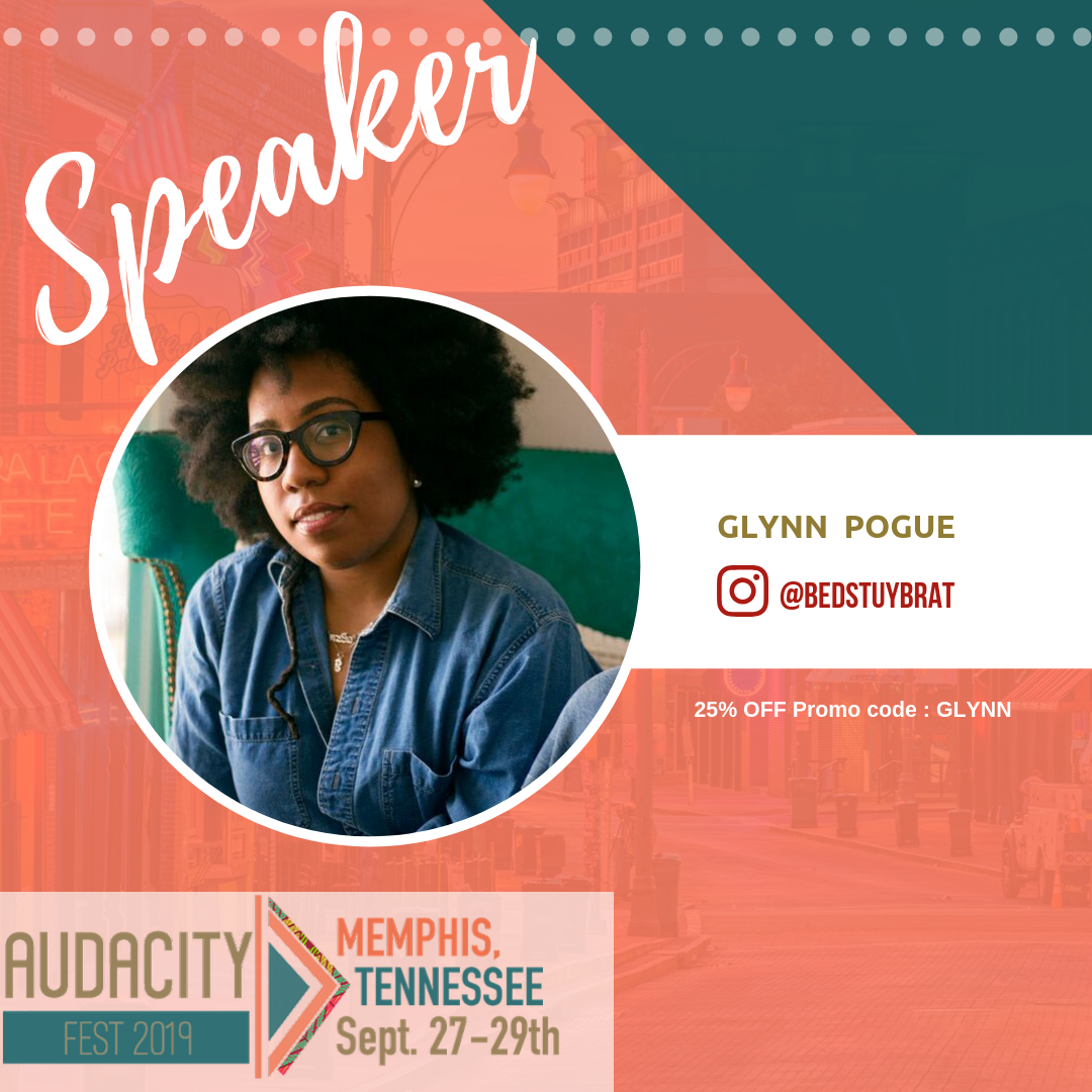 Featured speaker at Audacity Festival, the first travel fest for Black and Brown travelers worldwide.