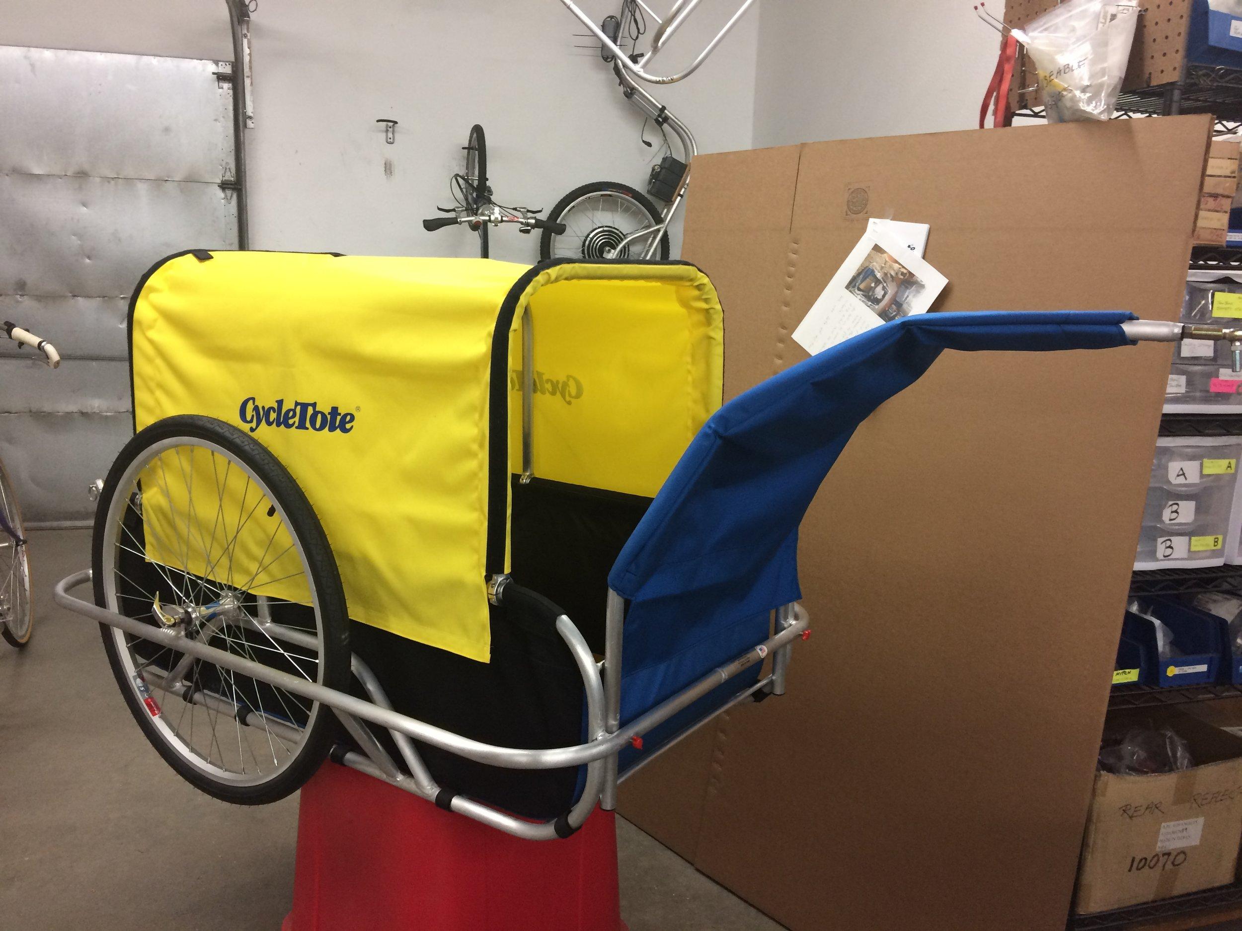 dog-bike-trailer-training-fort-collins-cycletote