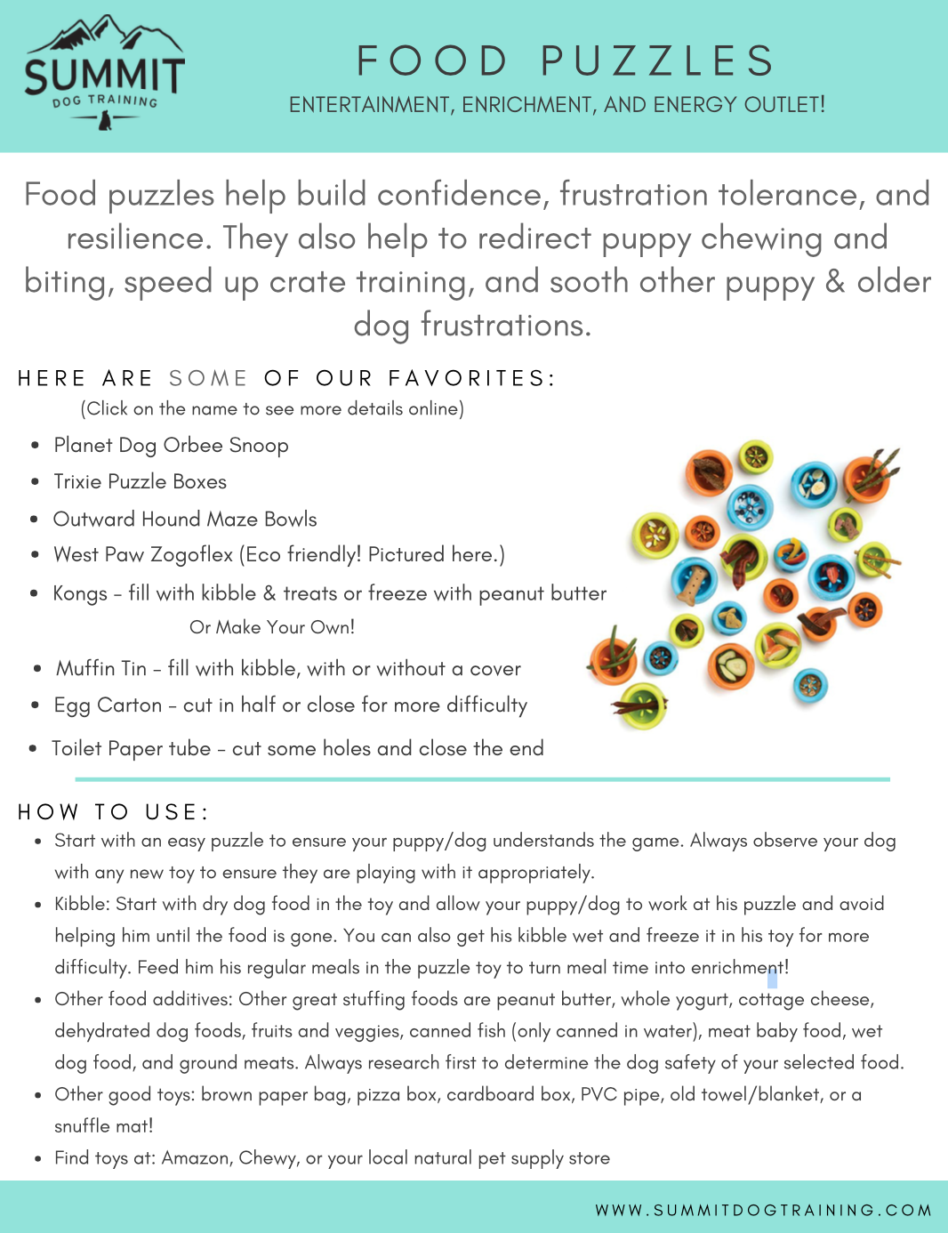 food-puzzles-for-dogs-dog-training-colorado