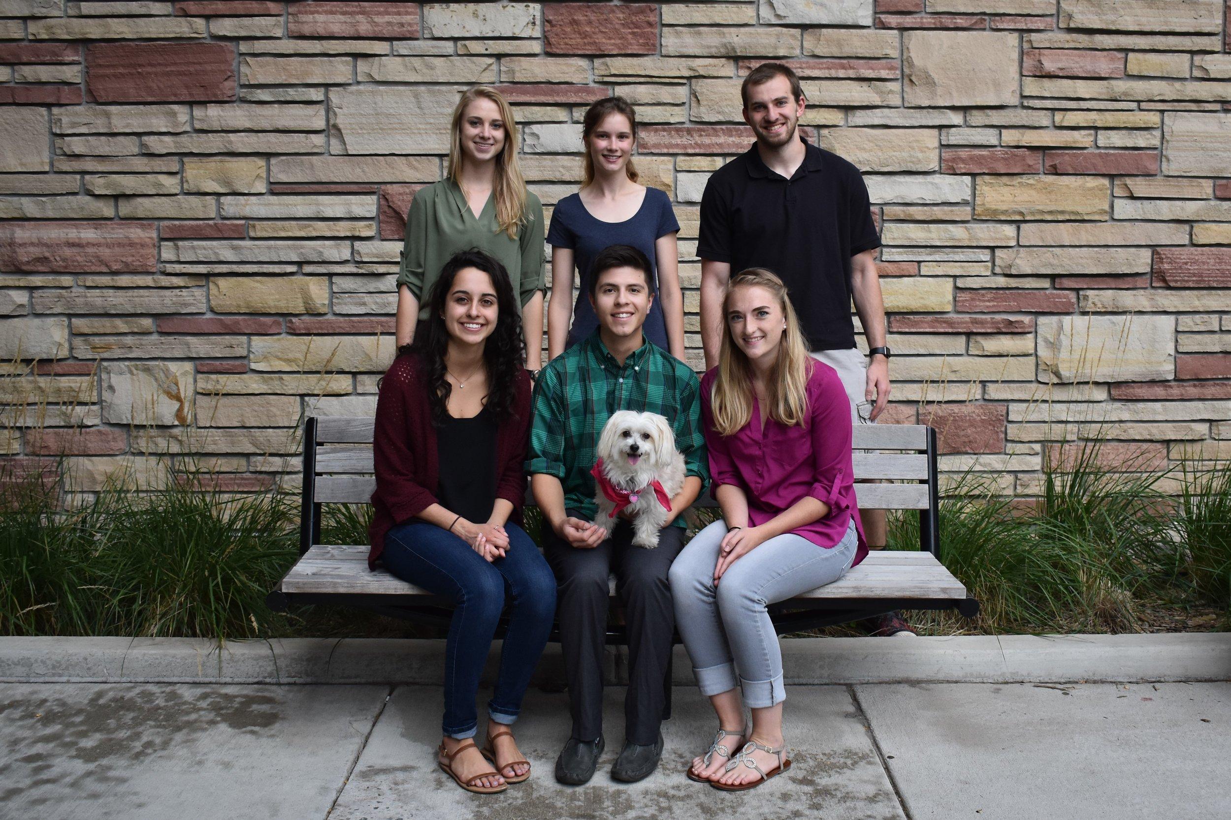 The Canine Exoskeleton for Rehabilitation Senior Design Team