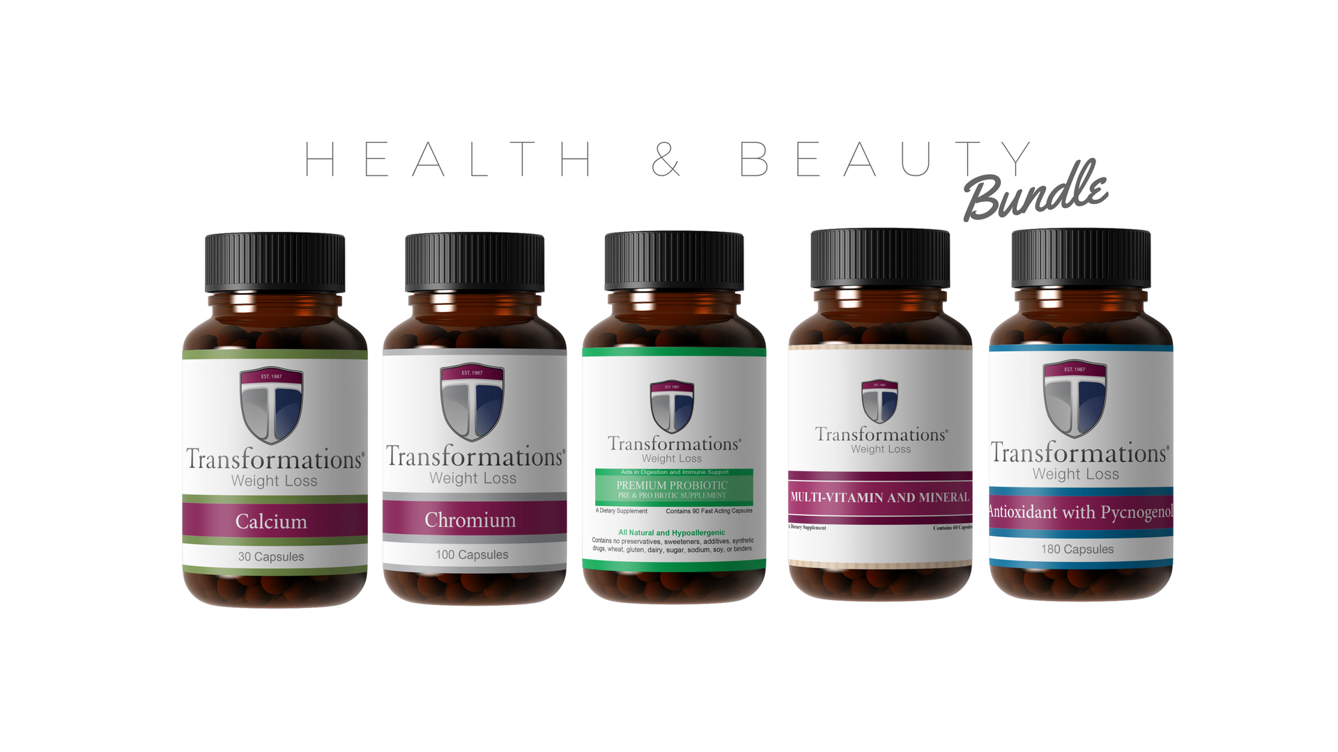 Health and Beauty Bundle