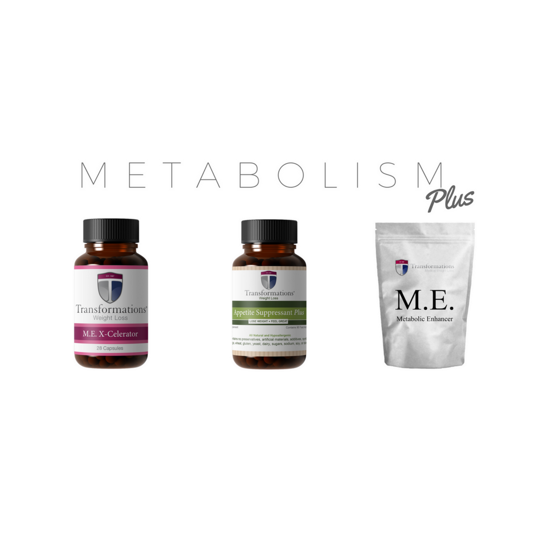 Transformations Medical Weight Loss Metabolism Plus